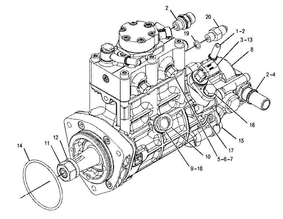 Cat C6 6 Engine